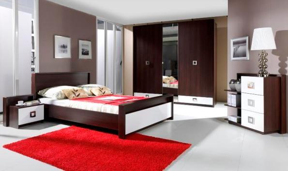 IOWA sypialnia
